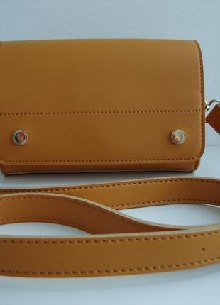 Нова стильна фірмова сумка кросбоді parfois