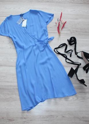 Платье на запах ( платье халат)