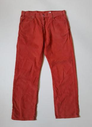 Микровельветовые джинсы