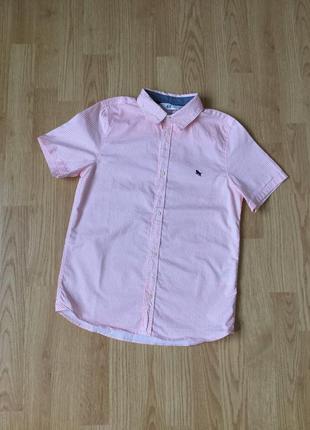 Рубашка. размер 10-11 лет