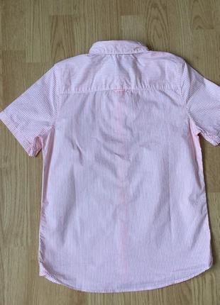 Рубашка. размер 10-11 лет2 фото