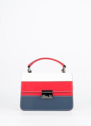 6325a96024a1 Кожаные женские сумки 2019 - купить недорого вещи в интернет ...
