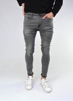 Zara man skinny stretch джинси
