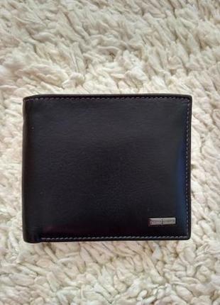 Кожаный кошелек портмоне jasper conran ,англия оригинал