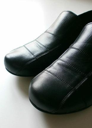 Туфли чёрного цвета под любой наряд