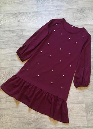 Красива жіноча блуза з бусинками❣️