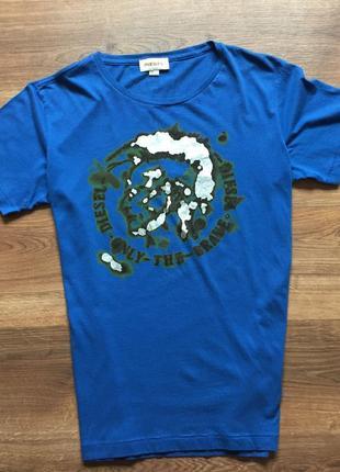 Отличная футболка от diesel