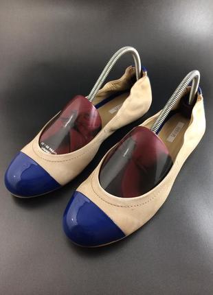 Geox стильні яскраві балетки, 36 розмір