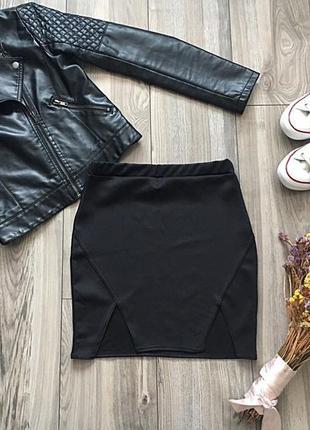 Шикарная юбка-резинка boohoo
