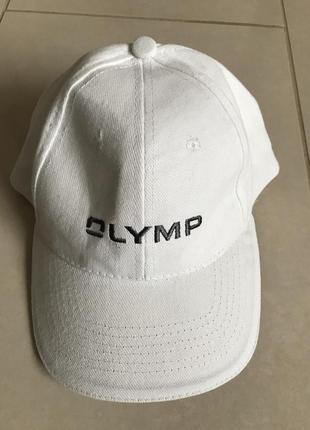 Блайзер бейсболка стильный модный дорогой бренд olymp размер 57-58 см