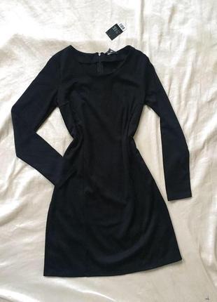 Платье прямого кроя новое
