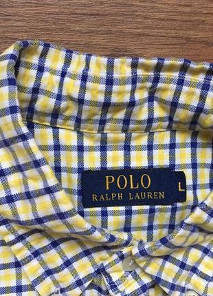 Идеальная рубашка polo ralph lauren4 фото