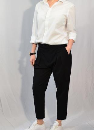 2234\80 черные брюки zara l
