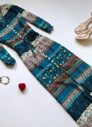 Длинное платье рубашка миди