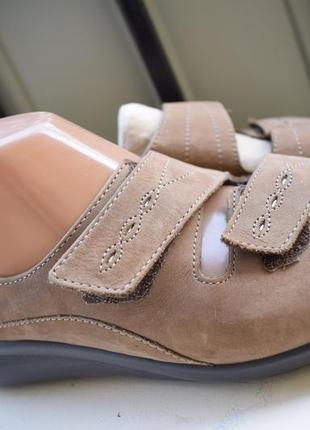 Кожаные туфли мокасины сандали босоножки