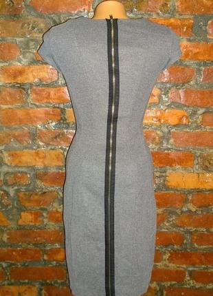 Стильное облегающее платье футляр h&m3 фото