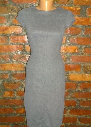 Стильное облегающее платье футляр h&m4 фото