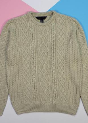 Красивейший свитерок кремового/бежевого цвета от cedar wood state