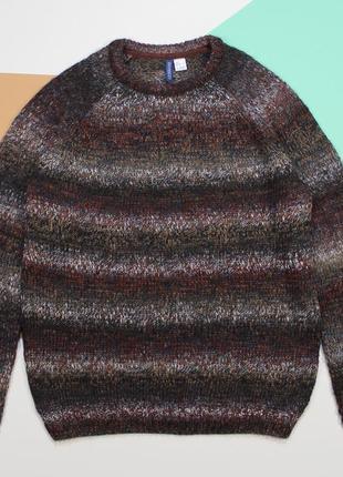 Симпатичнейшии свитер в красивой цветовой гамме от h&m