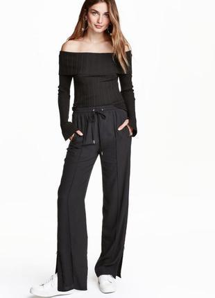 Распродажа! женские брюки   шведского   бренда h&m, s