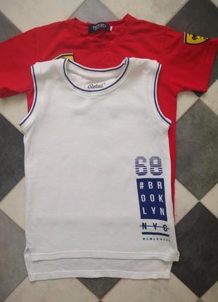 Модная футболка от rebel