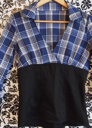 Ковбойская рубашка для решительных девушек