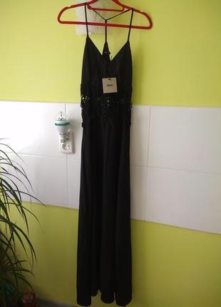 Шикарное платье с кружевом от asos