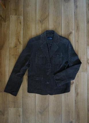 Продается, стильный , замшевый пиджак soho