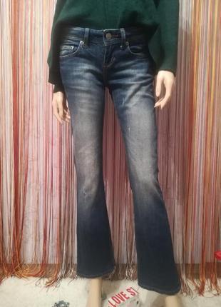 """Фирменные джинсы клеш """"big star"""""""
