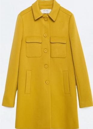Блейзер-пальто zara