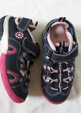 Кроссовки кеды c&a на девочку размер 25,5
