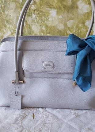 3071012915c4 Натуральна кожанная итальянская сумка. известного итальянского бренда mario  rossini.