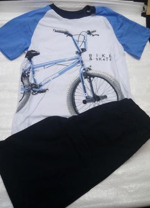 Костюм подростковый велосипед
