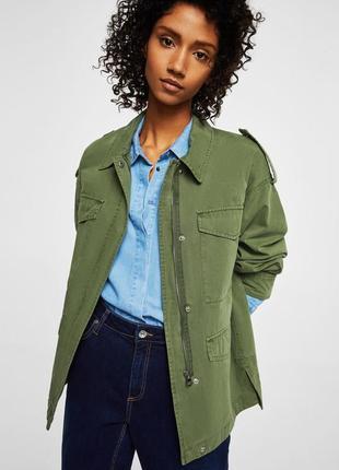 Куртка жакет mango
