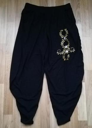 Спортивные штаны алладины размер 56-58