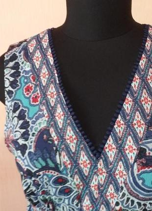 Красивое шифоновое платье раз.12/142 фото
