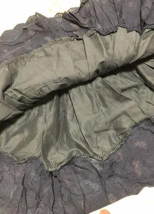 Летняя юбочка lulu castagnette на девочку 8 лет2 фото