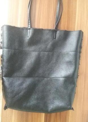 Большая сумка от new look