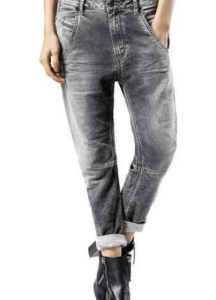 Jogg jeans, бойфренды diesel fayza. размер 25
