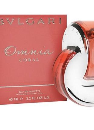 Omnia coral bvlgari