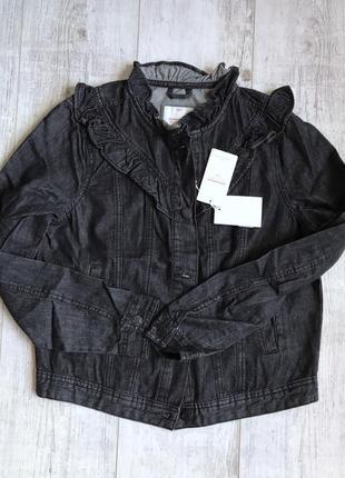 Распродажа. джинсовая куртка c&a