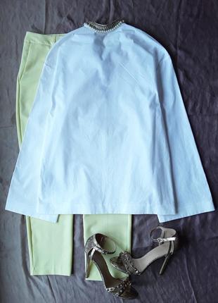 Дизайнерская крутая  блузка от etro.3 фото
