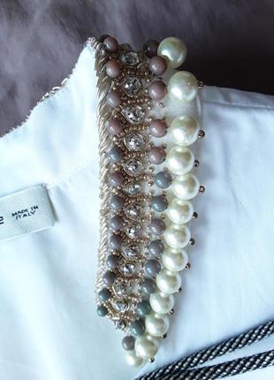 Дизайнерская крутая  блузка от etro.4 фото