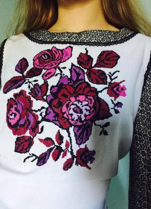 Блузка-вишиванка