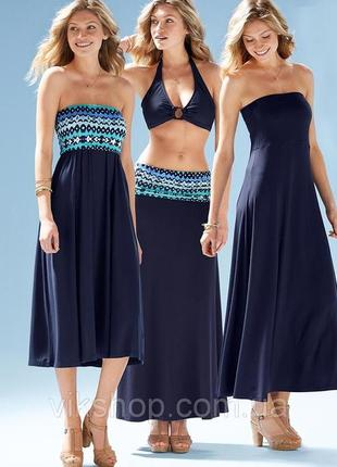 Платье-сарафан трансформер 3 в 1 на 54/58 размер