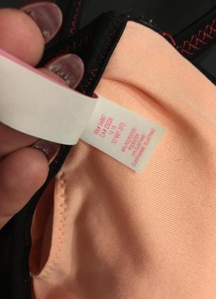 Купальник victoria secret оригинал, раздельный купальник, розовый купальник6 фото