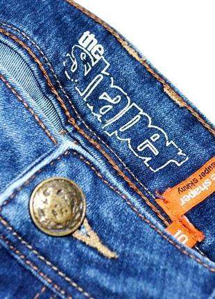 Классные джинсы с подтягивающим эффектом4 фото