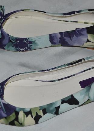 Туфли лодочки балетки dorothy perkins размер 40 (6), туфлі балетки