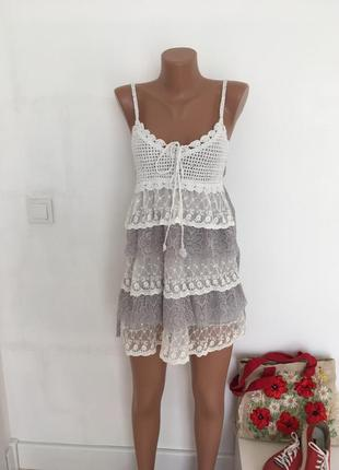 Платье туника блуза кофточка сарафан рубашка майка