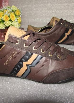 Удобные лёгкие мужские кроссовки ~ kappa~ р 42